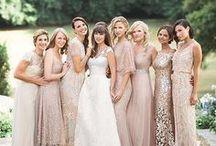 Bridesmaid Colors