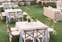 HONEYCOMB: garden wedding /