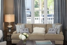 Living Room Ideas / by Michelle Bertucci