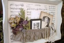 Craft Ideas / Things I find really handy for my craft and home decorating projects. / by Anna O'Driscoll