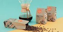 Coffee Packaging / Temp board - Projeto de desenvolvimento de embalagem