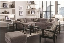 Family Room / Game nights, Saturday morning cartoons, fun with friends, late night conversations, and TV dinners are what these living room sets are designed for!
