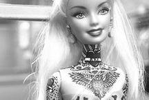 Barbie / I wish I still had all of my Barbies.... / by Vanessa Nadia Moylan