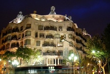 la pedrera and other amazing buildings / i am enthralled with this building, the architecture is beautiful and very interesting. i will visit it one day. / by Mary Sabatini