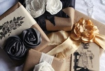 Gift Wrap, Cards and Paper Craft / by Sophie Stanley