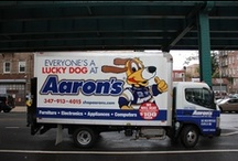 Grand Openings / Grand openings are proud moments in the Aaron's family. Thanks for helping make these events a success.