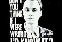 The Big Bang Theory / by Vanessa Nadia Moylan