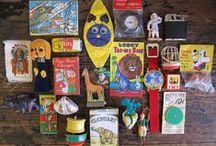 trinkets + toys / by Nikki Slipp