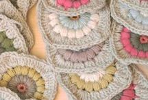 yarn inspiration: crochet / by Nikki Slipp