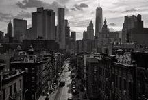 NYC ~ My Home / The city I love and hate at the same time....NYC, still my heart beats there <3  (^_^)