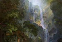 Fantasy Art / My RPG Stuff