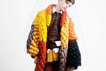 yarn inspiration: knit (3) / by Nikki Slipp