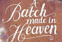 A Batch Made in Heaven / Recipes and images that relate to my new e-book, A Batch Made in Heaven - a story about love, lives, London, and loaves of brilliant bread!