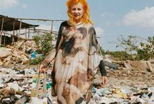 Ethical Fashion / Buy less, choose well, make it last - Vivienne Westwood  / by Kara VL Meyer | The KVLM