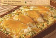 Casseroles/Slow Cooker Recipes