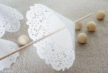 HONEYCOMB: DIY / DIY for weddings