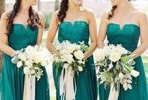 HONEYCOMB: Bridesmaids
