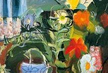 Ivon hitchens / Ivon Hitchens (3 March 1893 – 29 August 1979) was an English painter