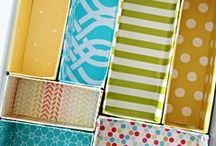 Good Stuff - Storage / Storage and Organization ideas for home and crafing