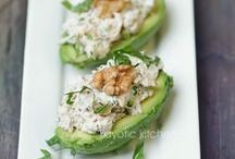 California Avocados ❤ Walnuts / Avocados are as tasty as they are nutritious, and can be used in so many different ways! We've partnered with the California Avocado Commission to share ideas for meals and recipes featuring walnuts and avocados. Try one of our creations!  / by California Walnuts