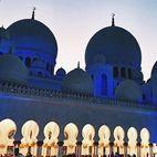 When in Abu Dhabi
