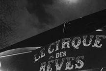 lit; the night circus