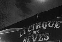 -lit; the night circus