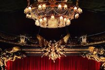 -theatre; the phantom of the opera