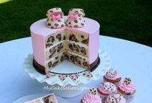 Cake Ideas / by TommyGirl