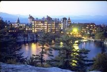 Mohonk Mountain House / 1000 Mountain Rest Road