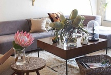 Fabulous Furniture / Statements pieces that are sure to make an impact in any room!