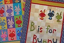 quilts: 2 cute / because you can never have too much cute! / by laura west kong