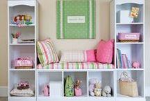 kids room decor & stuff / by Alma Aguilar