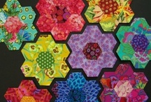 quilts: hexalicious / by laura west kong