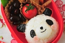 bento-licious / bento boxes and other cute food / by laura west kong