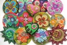 feltastic! / fabulous creations of wool felt, felted wool & needle felting. / by laura west kong
