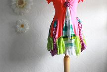 to a 't' / t-shirt crafts & makeovers / by laura west kong