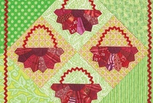 quilts: basket bonanza / by laura west kong