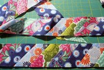 quilts: borders & bindings / because a fabulous quilt deserves fabulous borders, bindings & edges. / by laura west kong