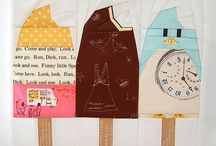 quilts: paper piecing party / it's a party & you're invited! BYOF ~ bring your own fabric / by laura west kong