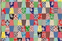 quilts: scrap busters / scrappy quilts for fun & the love of fabric / by laura west kong