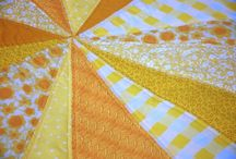 quilts: mellow YELLOW / by laura west kong