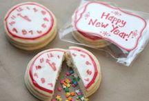 Let's Celebrate New Years! / by Alisa Bangerter
