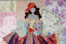 collage couture / by laura west kong