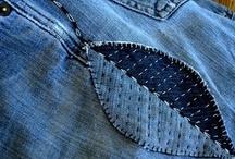 blue jean blues / by laura west kong