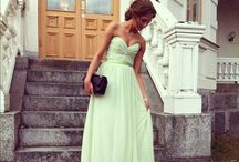 """You clean up nicely. / My dream """"formal"""" closet! / by Brittany Lawrence"""