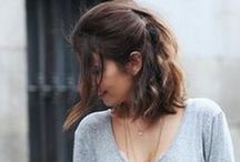 growing it out / inspo for the long road ahead / by Sara Bannach