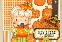 Cards - Fall Holidays / by Gail Behrle