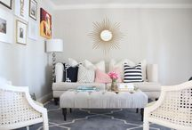 home life | living room / by Renee Marinchek