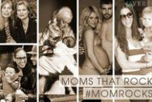 Moms That Rock / A little jealous here. I barely jiggle (OK, actually jiggle A LOT), but these rock-n-roll moms put me to shame. Verseo.com thinks ALL moms rock. Offering 20% OFF with coupon momsrock. Expires May 12, 2014. Go Mom, YOU ROCK! #momrocks / by Verseo Health & Beauty Direct